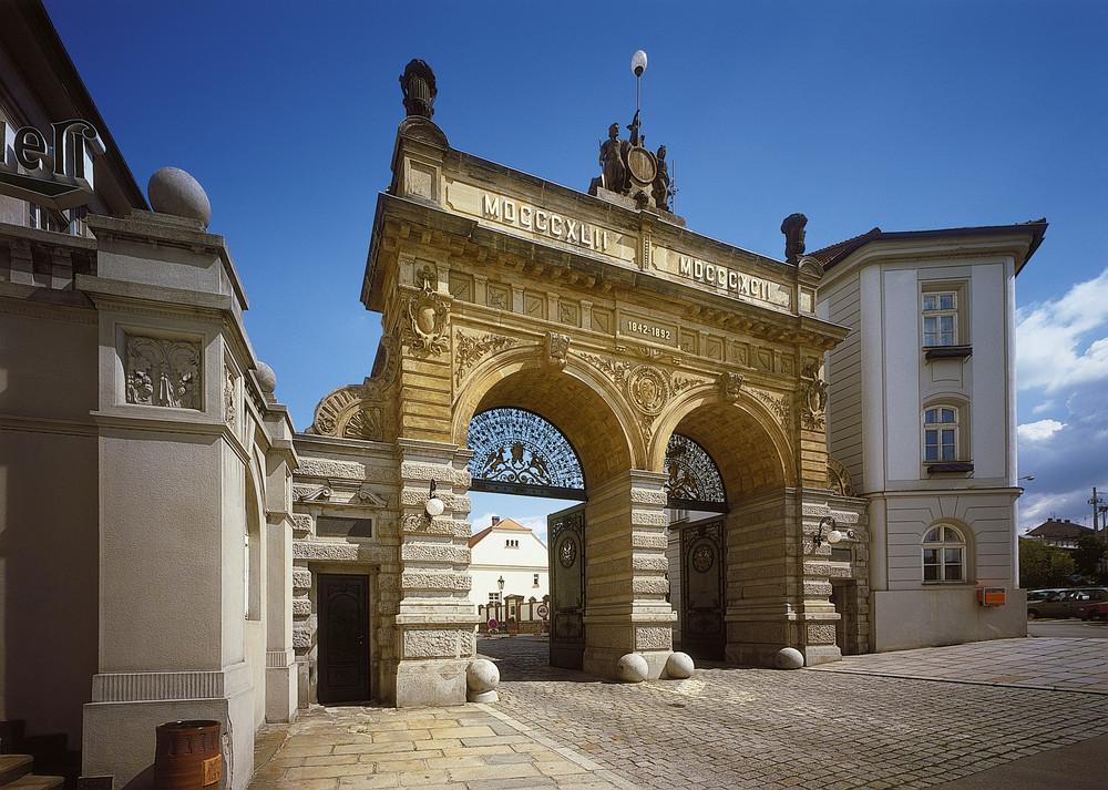 Dva největší pivovary v Plzni postavil Martin Stelzer