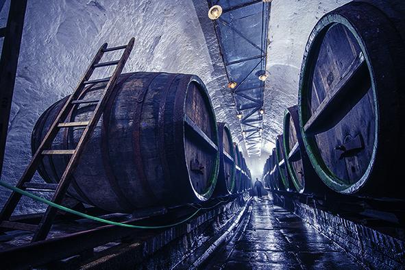 Parta bednářů z pivovaru v Plzni splnila další krok k zápisu na světový seznam