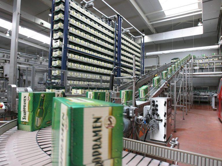 Pivní dvojka Staropramen zvedla tržby na 9 mld.Kč, byla ve ztrátě