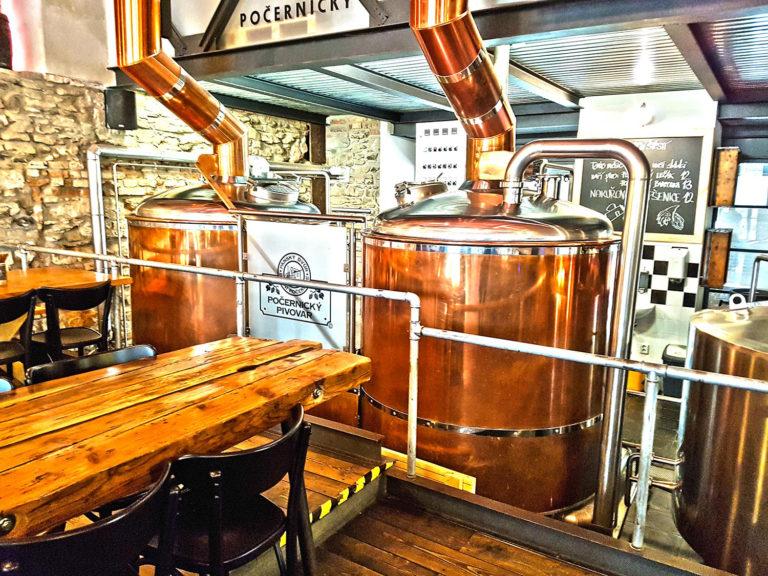 Počernický pivovar