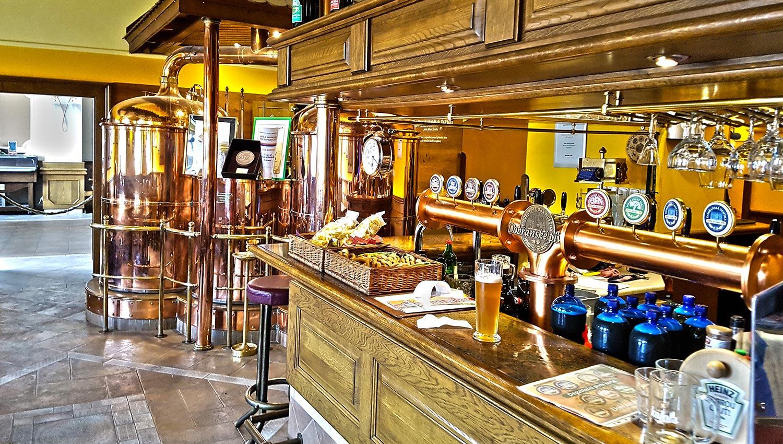 Pivovar Modrá Hvězda Dobřany