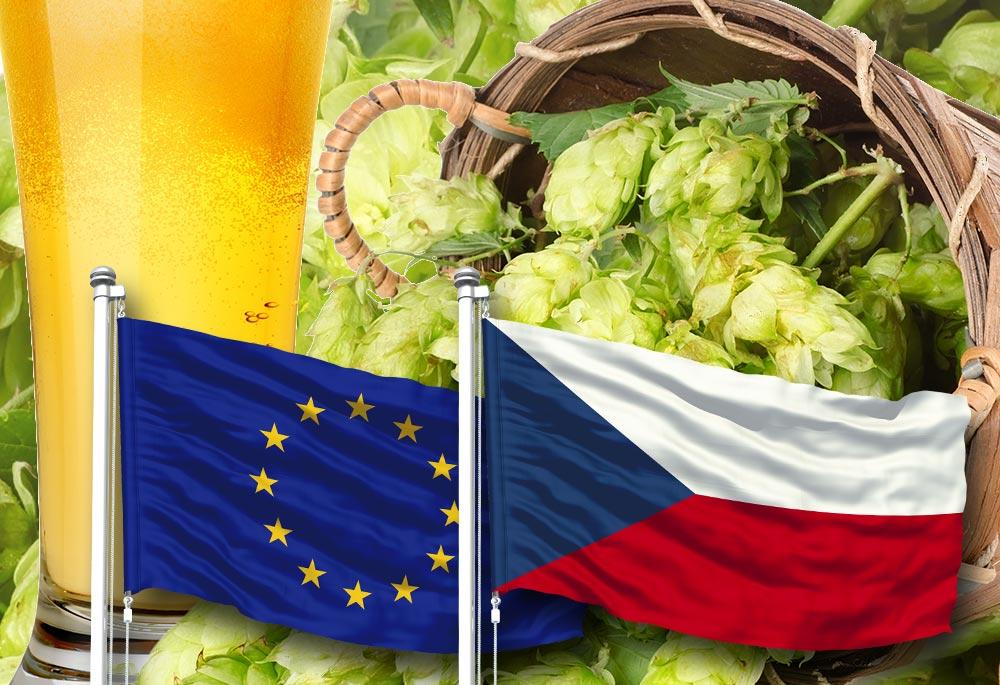 Brusel řeší české pivo