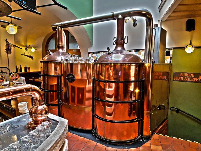 Pivovar Antoš Slaný