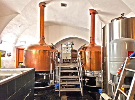 Břevnovský klášterní pivovar Benedict