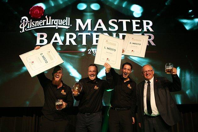 Nejlepším výčepním plzeňského piva za rok 2018 je Richard Máša