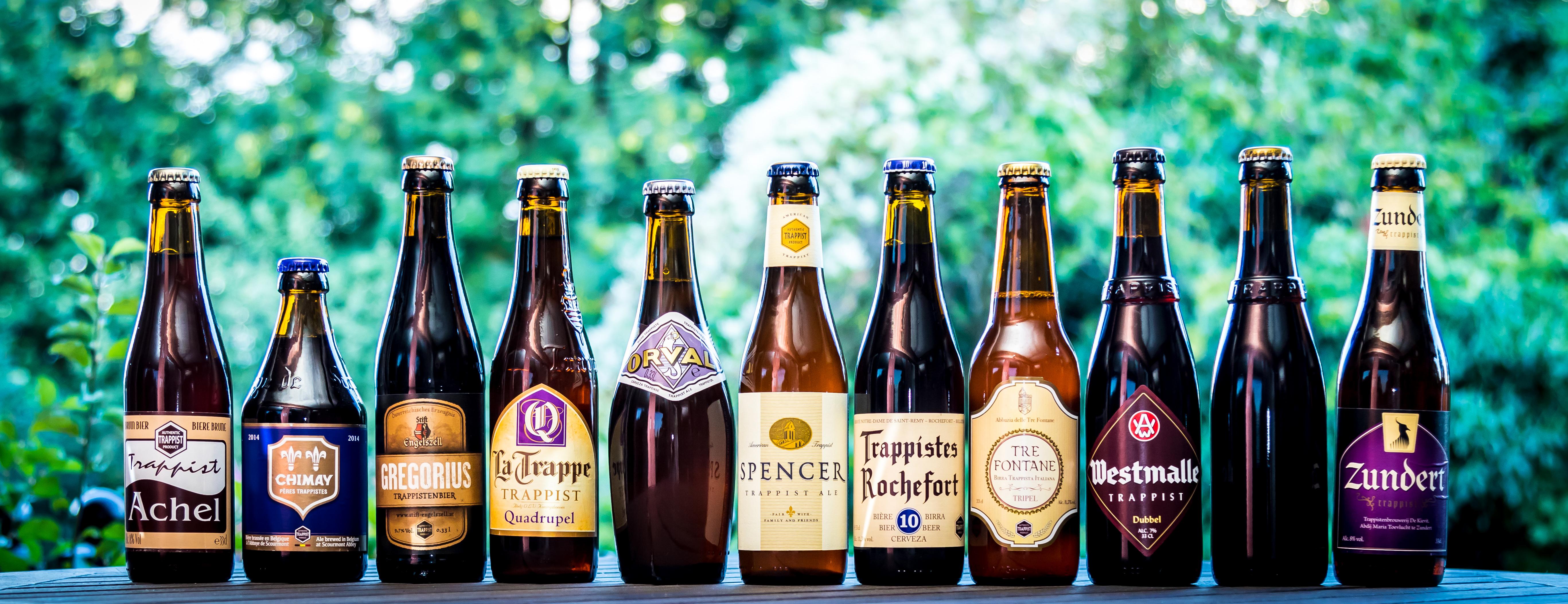 Trapistické pivo: nápoj mlčenlivých mnichů