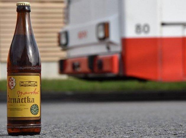 Opava bude mít své trolejbusové pivo