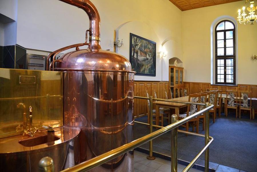 Pivovarský dvůr Lipan