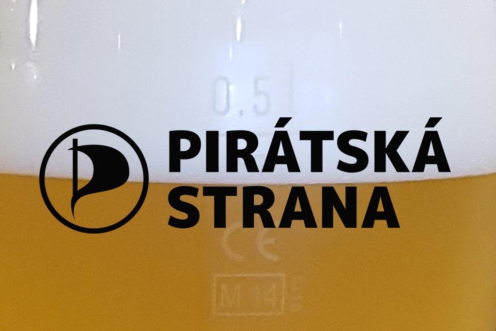 Piráti chtějí usnadnit domácí vaření piva