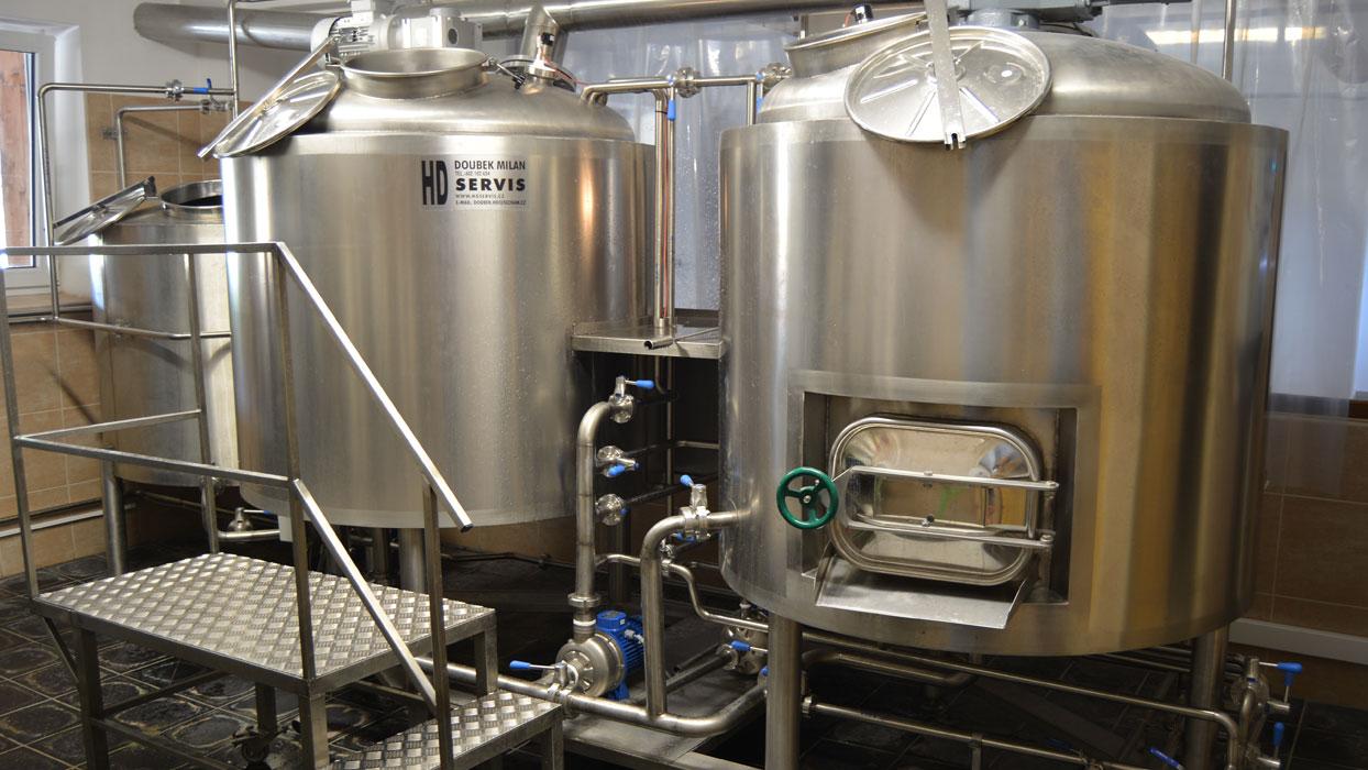 Pivovar Horní Chrášťany