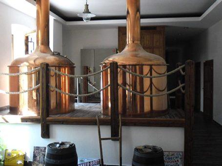 Zámecký pivovar Český Rudolec