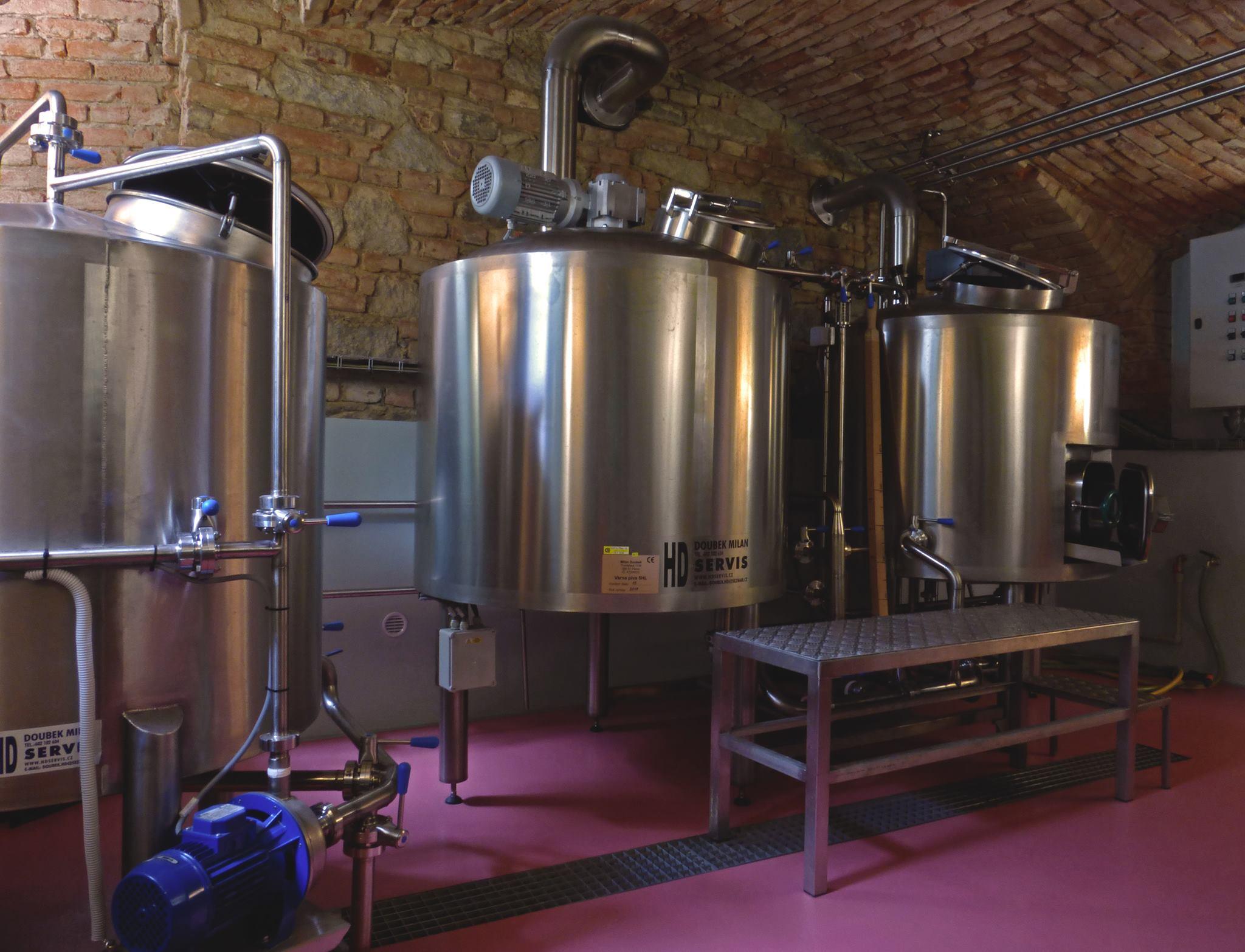 Pivovar Nová Bystřice
