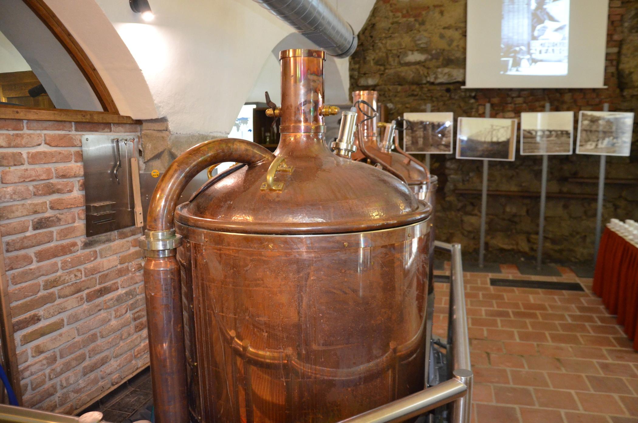 V Táboře opět můžete cítit vůni sladu a mláta. V Muzeu pivovarnictví se pivo poznává i vaří