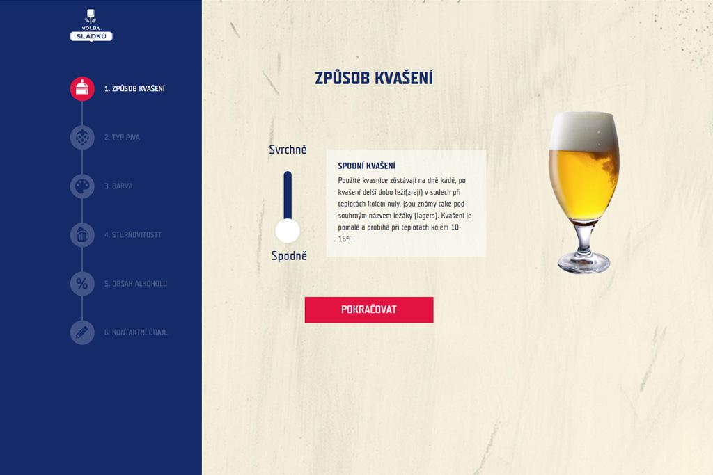 Lidé mají šanci zvolit si pivo, Plzeňský Prazdroj nechá vybrat lidi, jaké speciální pivo pro ně na začátek léta uvaří.