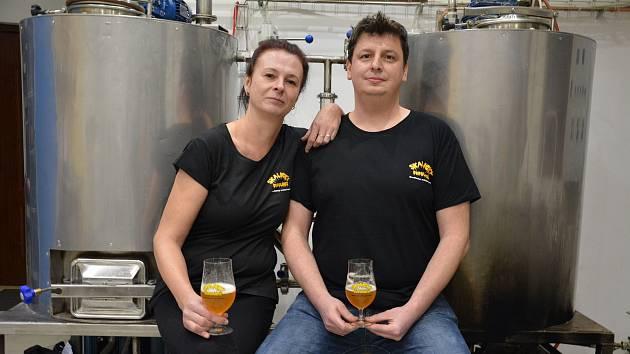 Stuchlíkovi ze Skalice: Poctivost řemesla je u piva znát, šizení vám neodpustí