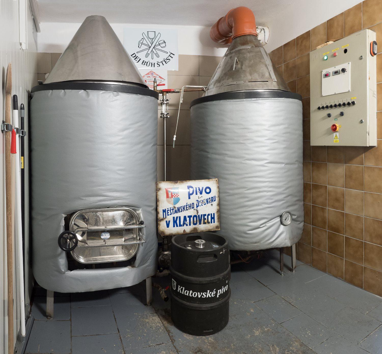 Měšťanský pivovar v Klatovech