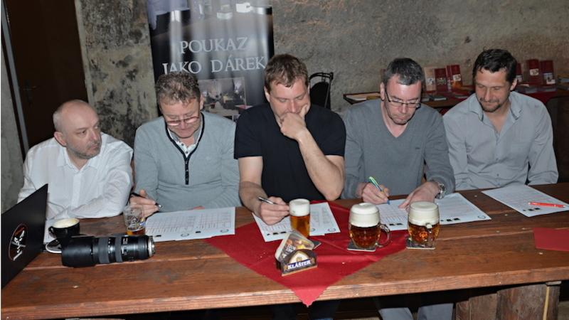V pivovaru Klášter se konalo další regionální kolo soutěže v čepování piva