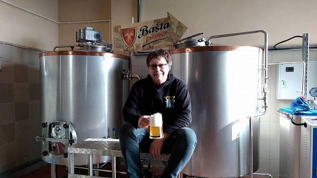 Novinku z Telče pivaři ochutnají už v létě