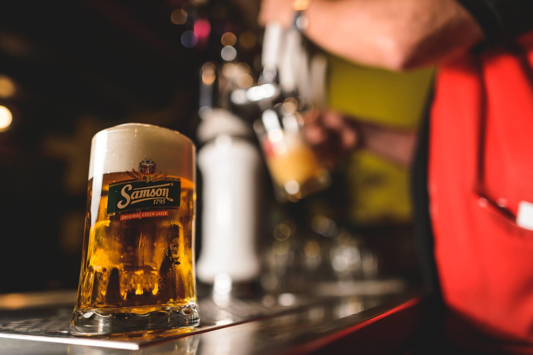 Poprvé a hned bronz. Samson slavil úspěch na mezinárodní pivní soutěži v Austrálii