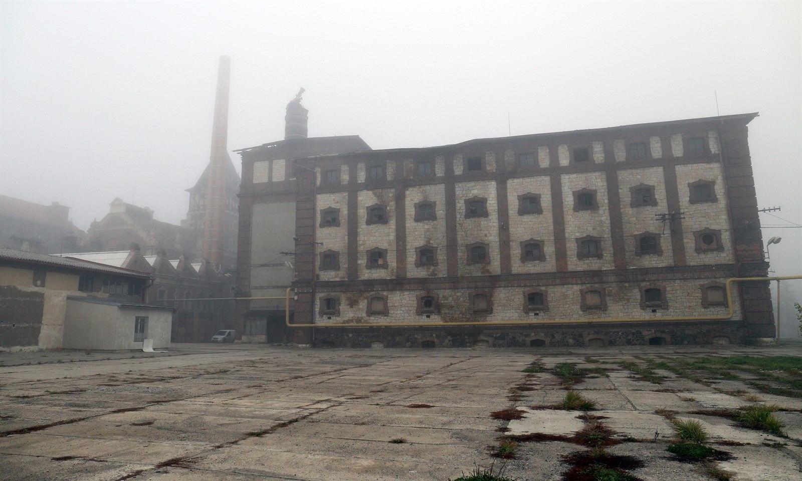 Dreherův pivovar v Žatci je opět na prodej, z plánů na atrakci sešlo