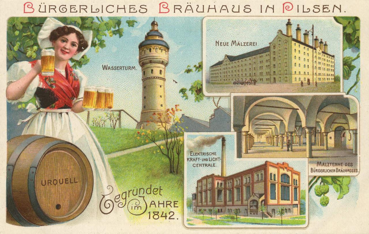 Pilsner Urquell: Pivo, které vzniklo náhodou, inspirovalo celý svět