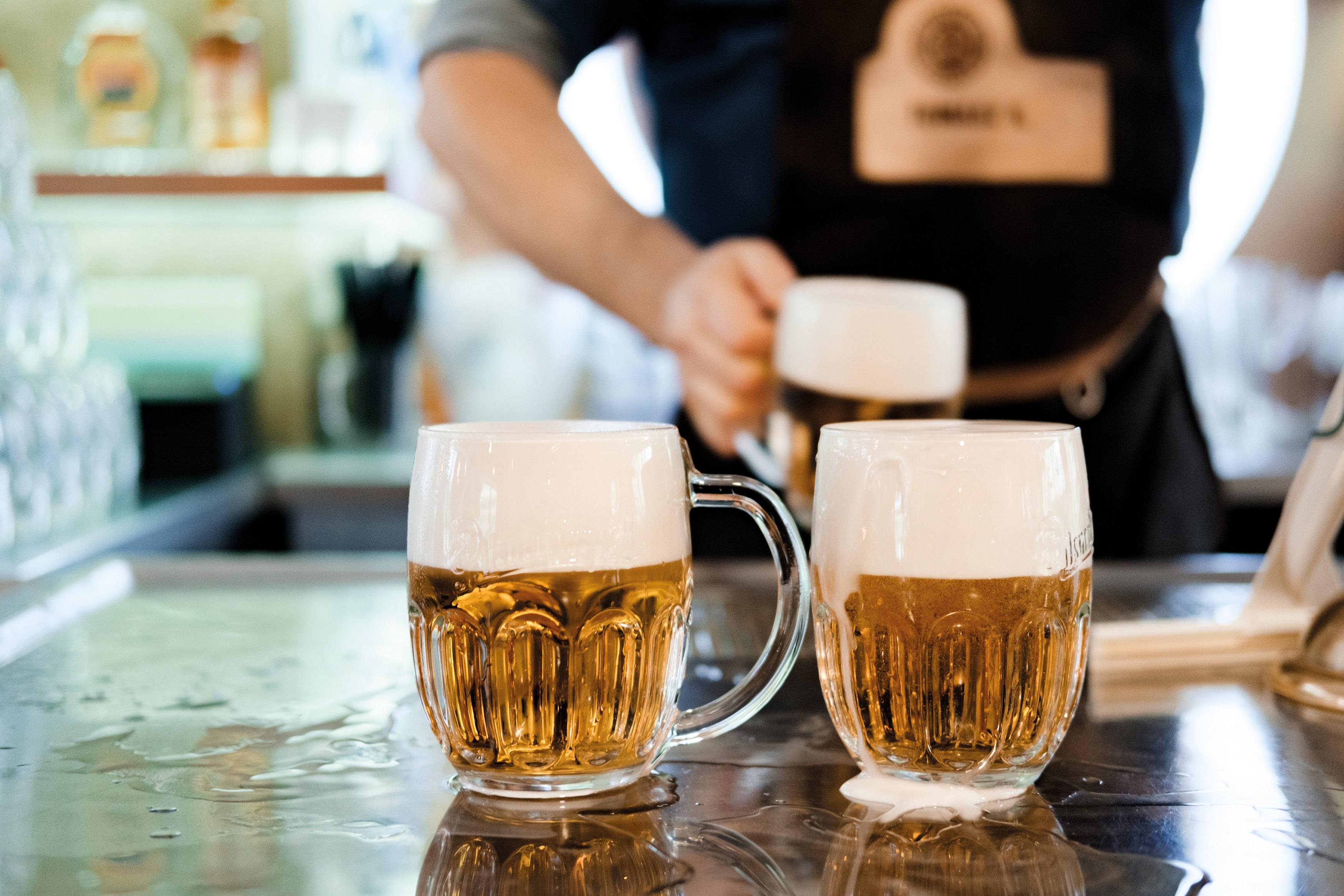 Prazdroji se daří, loni prodal v zahraničí rekordních 4,3 milionu hektolitrů piv