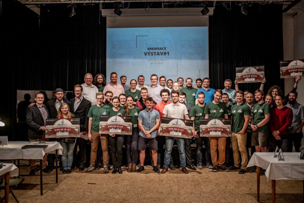 Studenti ČVUT ovládli semifinále Brewrace a vyhrávají plzeňské pivo na 10 let