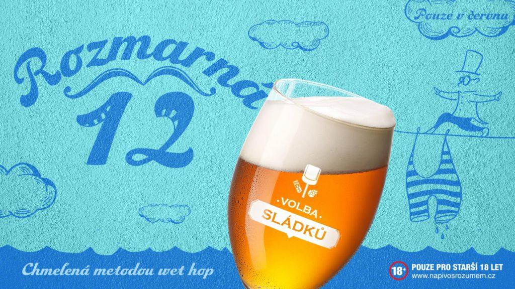Prazdroj v červnu nabídne pivo, které si v Rozmarné volbě vybrali sami pivaři