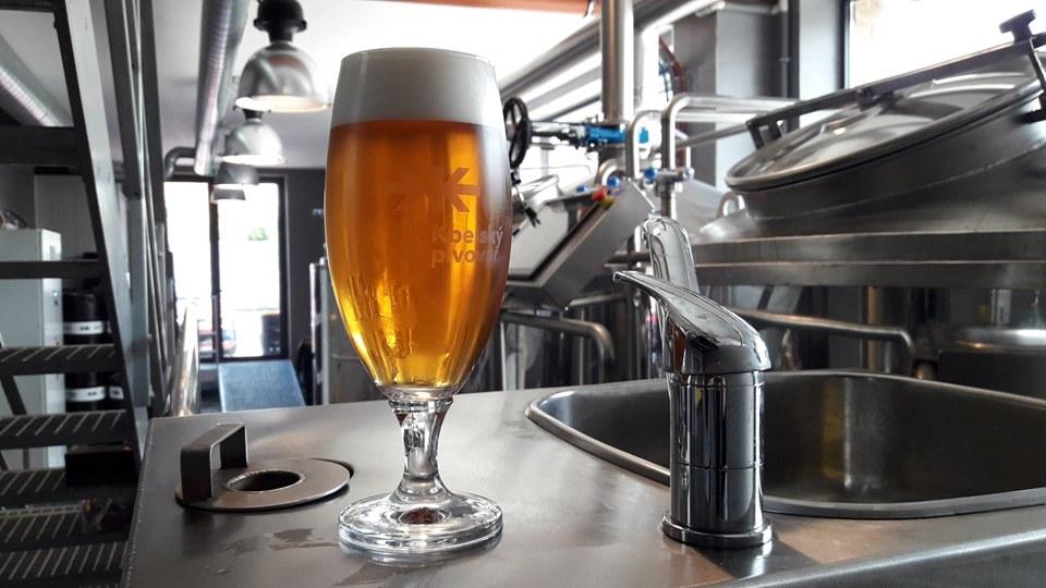 Kbelský pivovar