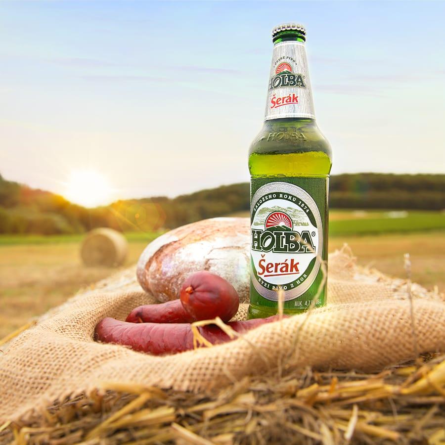 První pivo, které dostalo jméno. Šerák slaví 35 let.