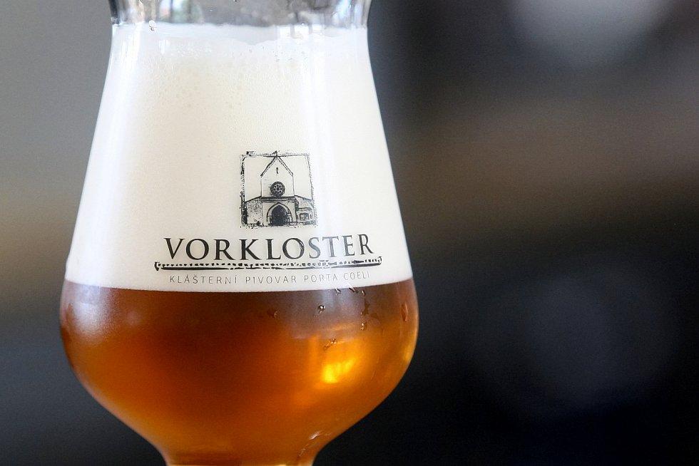 V klášteře lákají na živé pivo. Lidé ochutnají desítku i dvanáctku