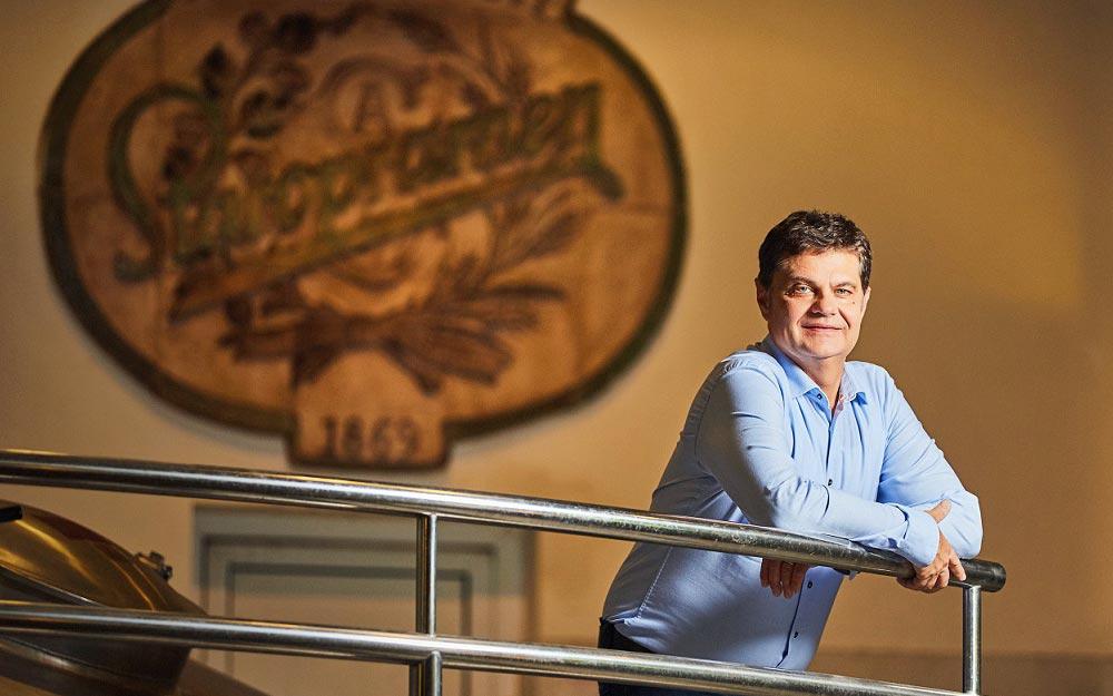Milan Jeřábek (Staropramen): Tradiční obor jako pivovarnictví se nesmí bránit technologiím