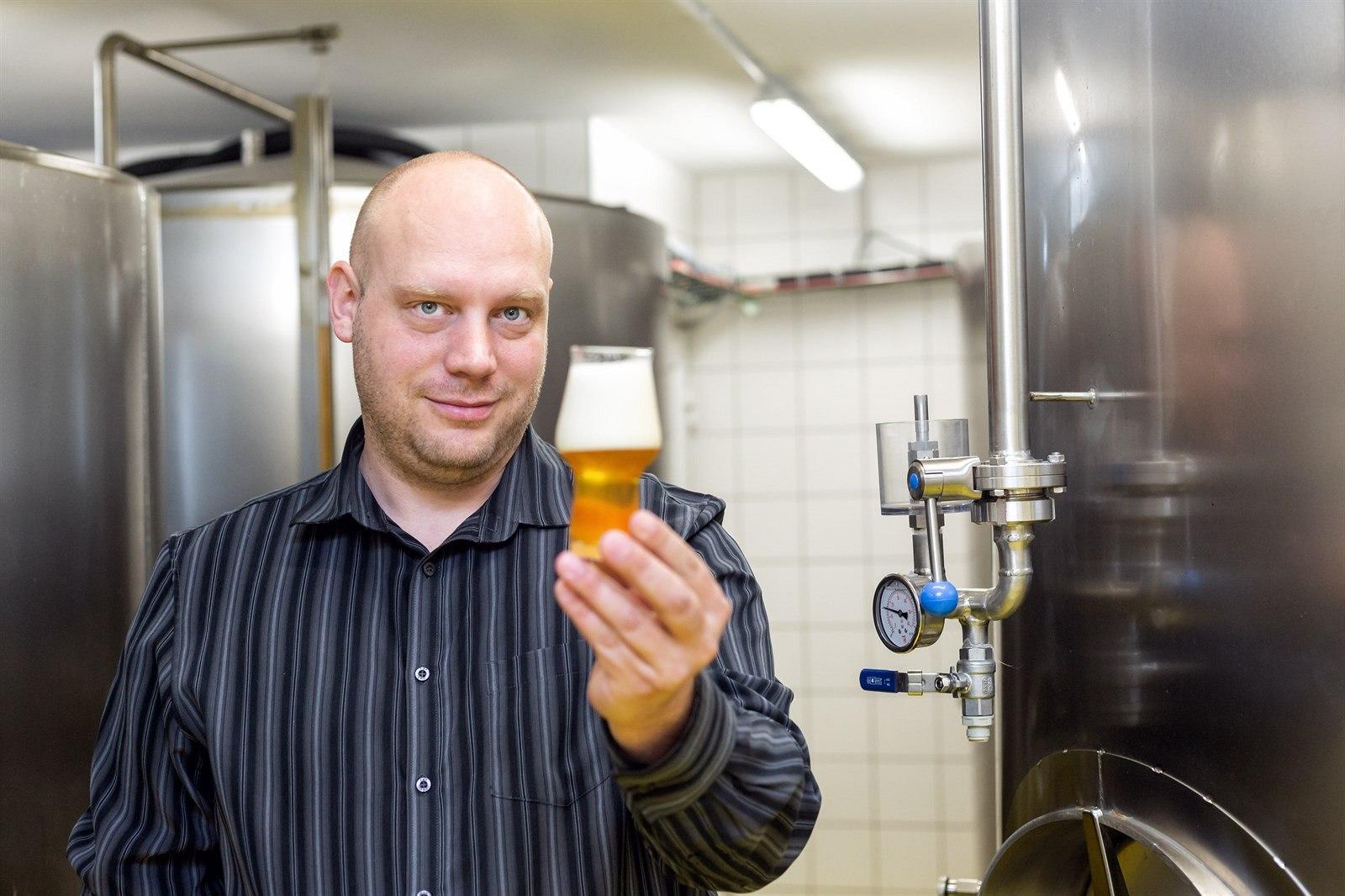Jaké pivo lidem chutná, ovlivnila i dřívější centrální výroba, říká sládek