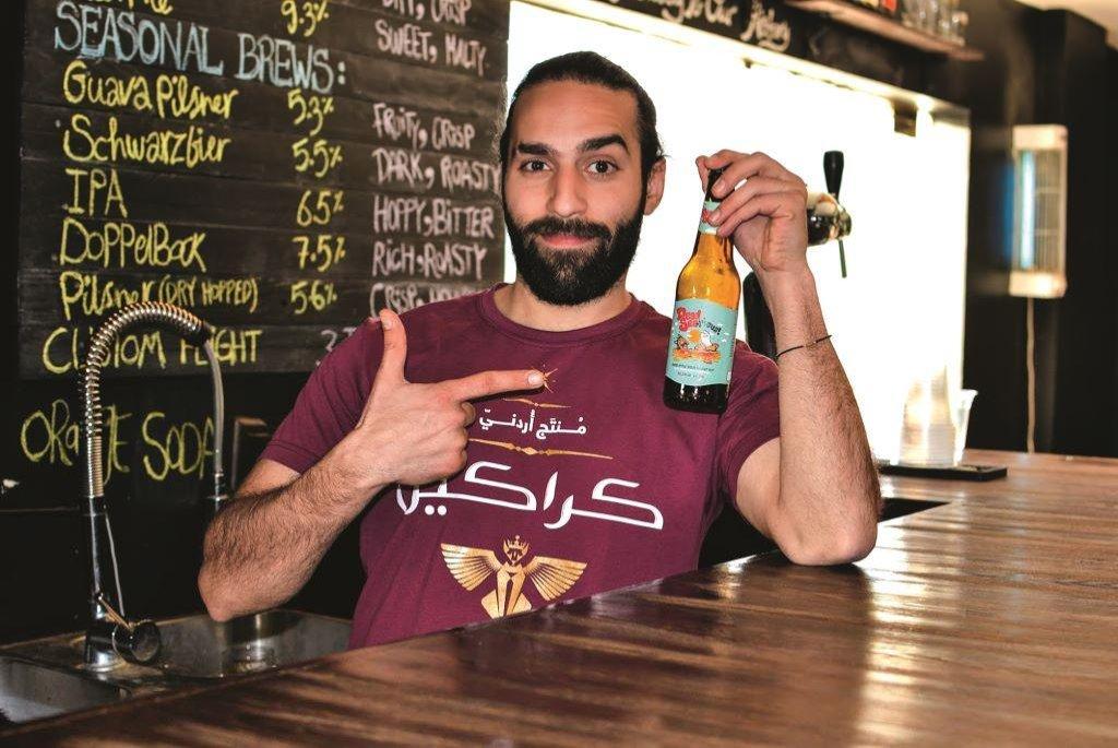 Pivo se vaří i v Jordánsku. A dokonce velmi dobré
