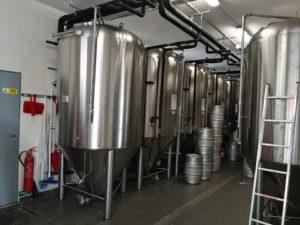 Hákův parní pivovar