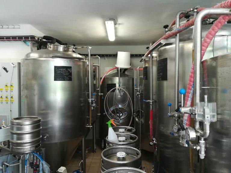 Pivovar Čestmír