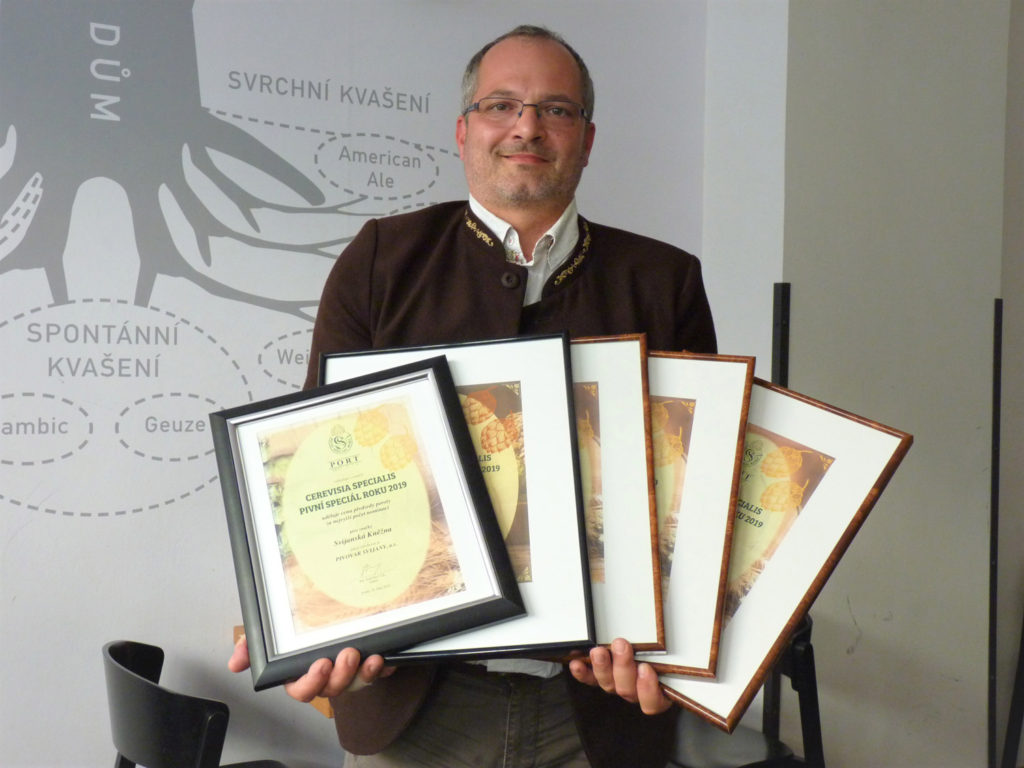Sladek-Petr-Mensik-a-oceneni-ze-souteze-CEREVISIA-SPECIALIS