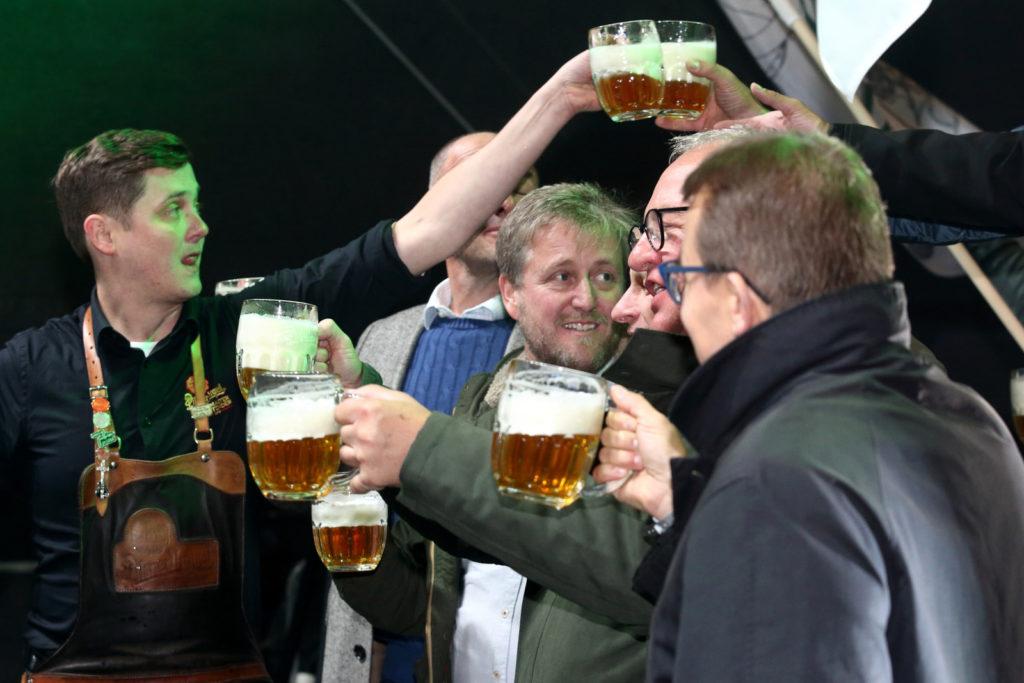 25 tisíc lidí si přišlo na Pilsner Fest připít pivem, které inspirovalo celý pivní svět