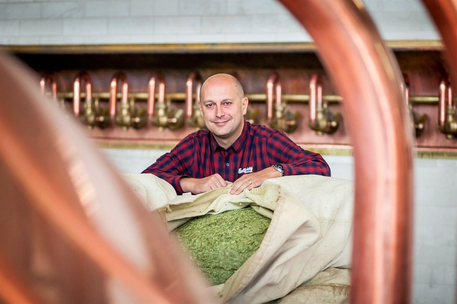 Americké pivní soutěže jsou lepší než ty české, říká vrchní sládek Budvaru