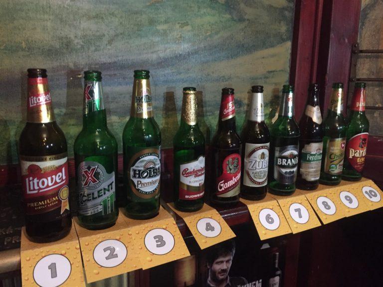 Pivní extraliga rozhodla: Nejlepší lahvový ležák má letos Litovel