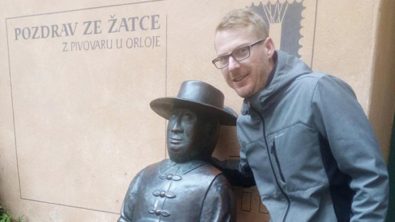 Ondřej Baštýř: Pracujeme na tom, aby do Žatce jezdilo více turistů