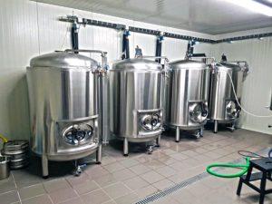 Šestajovický pivovar