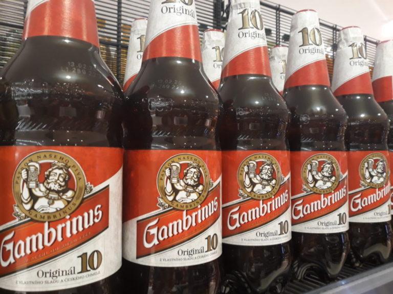 Gambrinus v lednu skončí s PET lahvemi