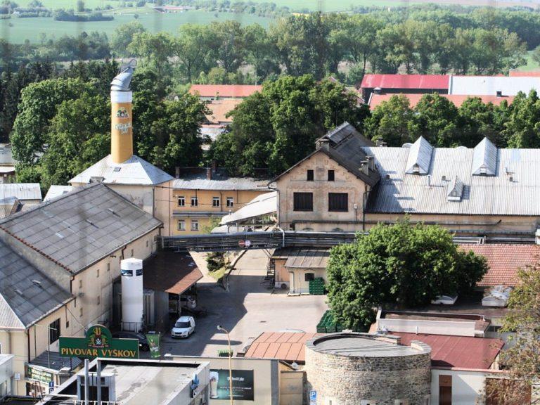 Pivovar patří k Vyškovu, říkají místní. Jeho obnova je však stále v nedohlednu
