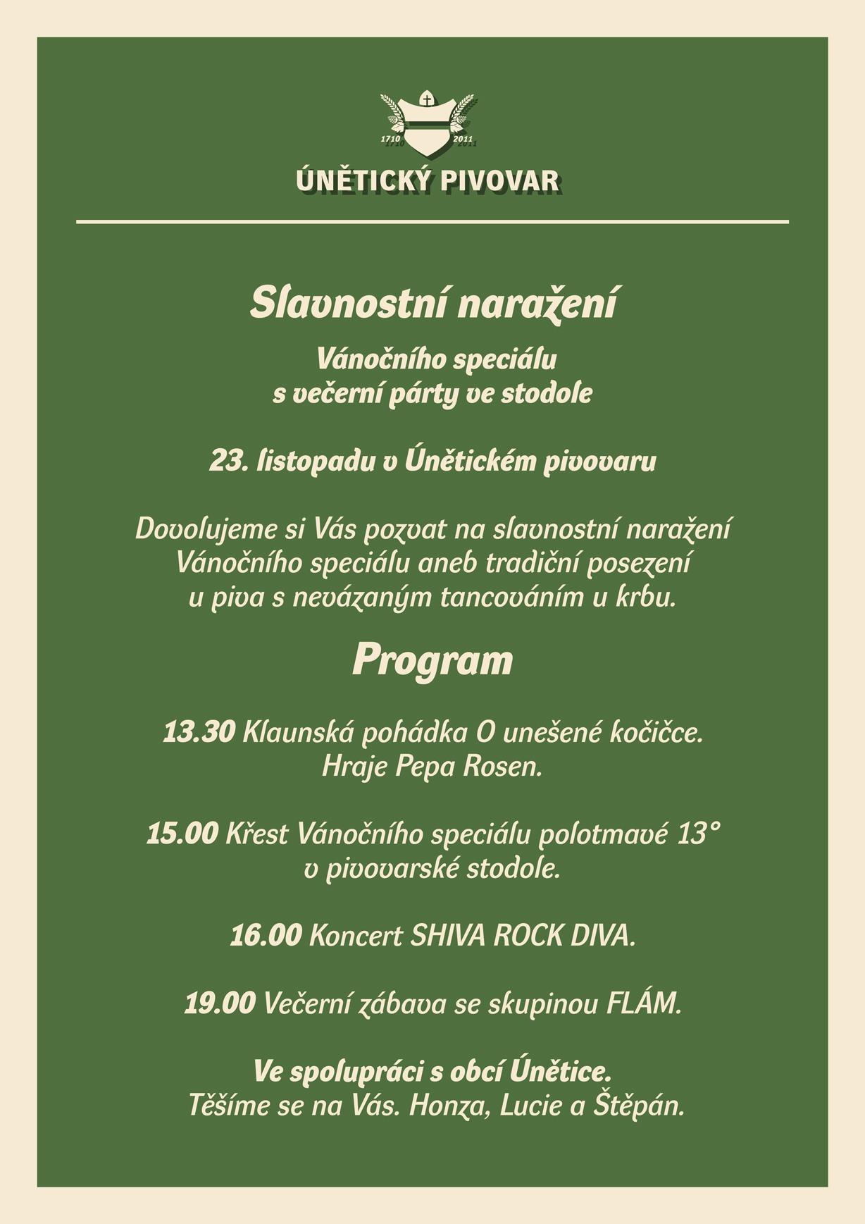 pivovari-pivovary-pivni-akce-slavnostni-narazeni-unetickeho-vanocniho-specialu-2019-02