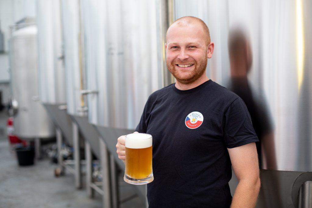 Zakladatel českého pivovaru v Londýně se dopadů brexitu nebojí
