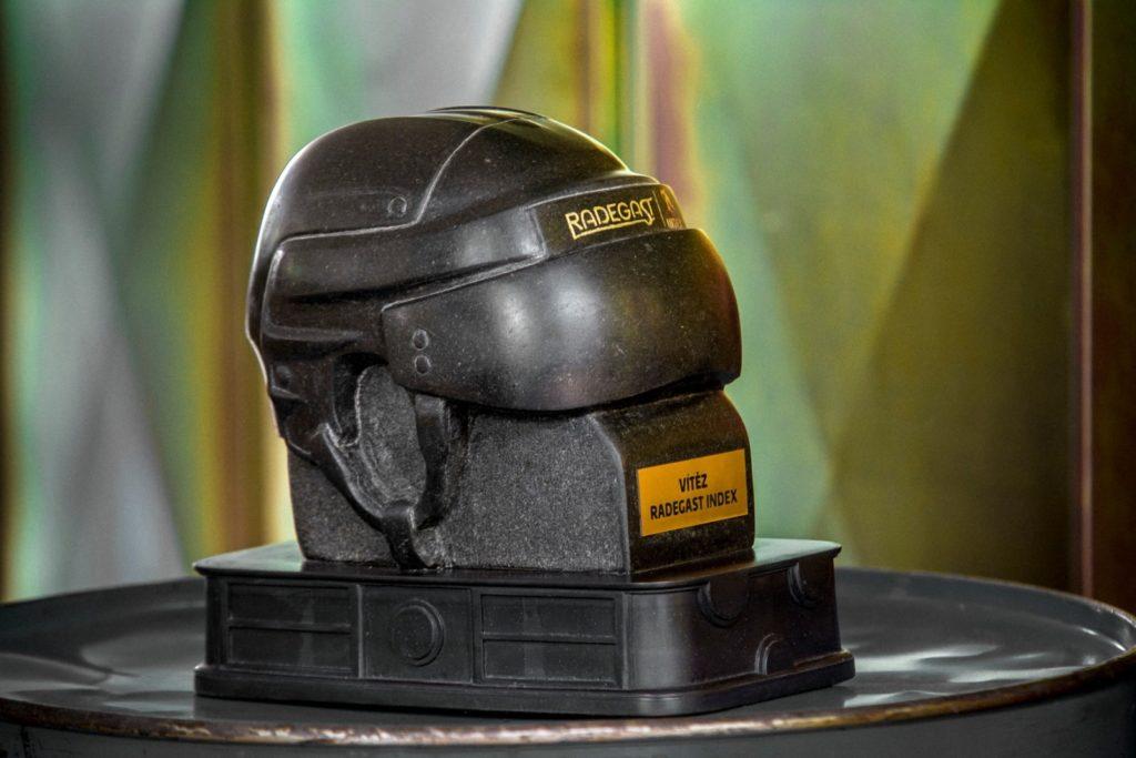 Kamennou helmu Jana Výtiska vystaví v Radegastovně