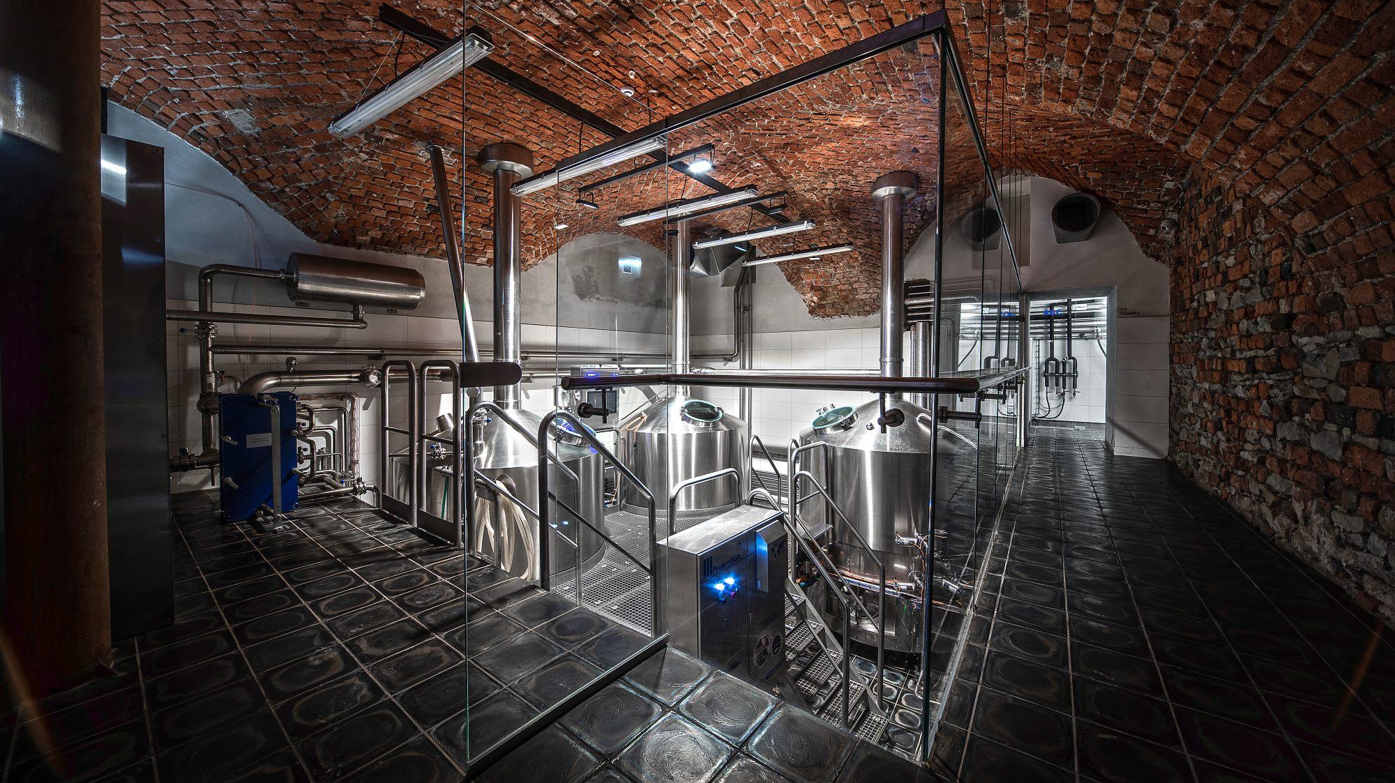 Měšťanský pivovar Klenot