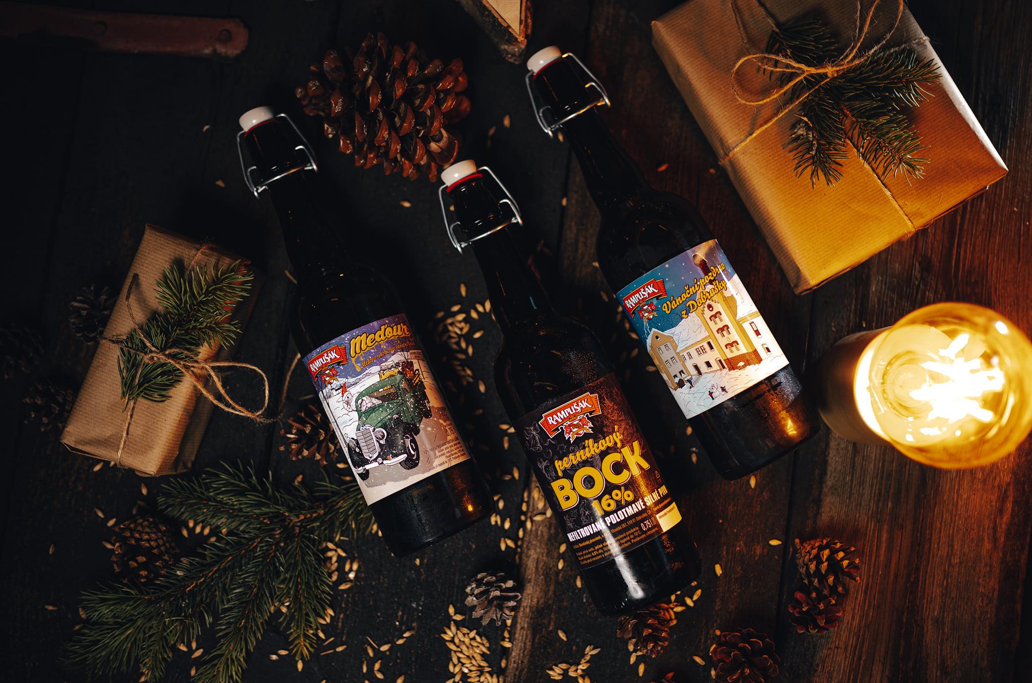 Nastal čas 'tekutého cukroví'. Tradice vánočních piv v Česku sílí