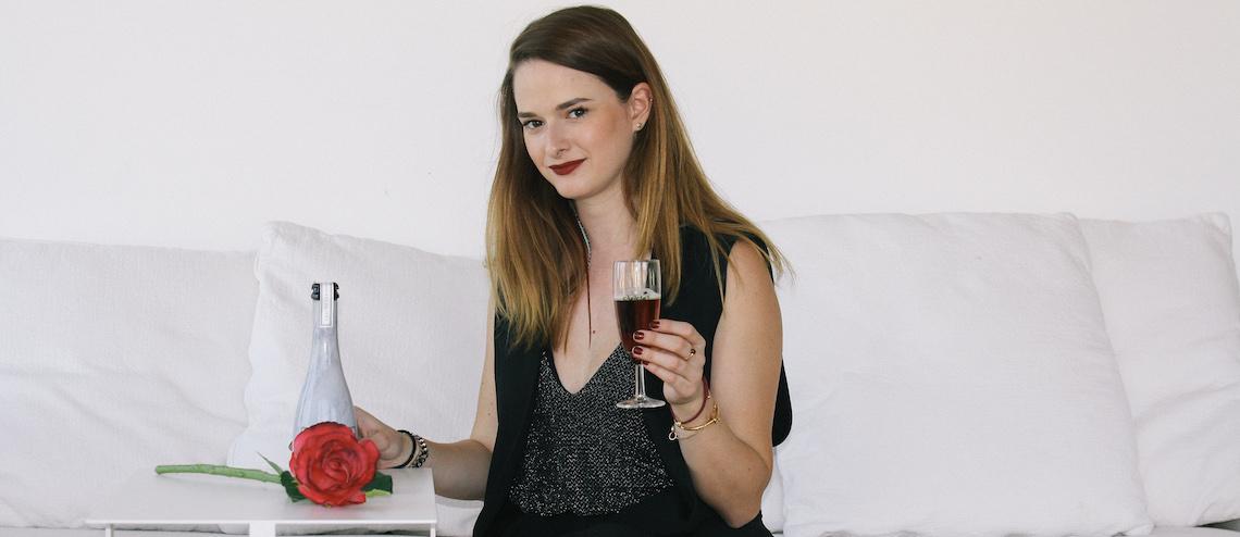 Martina Šmírová boduje s luxusním pivem pro ženy. Snoubila v něm eleganci, umění a chuťový prožitek